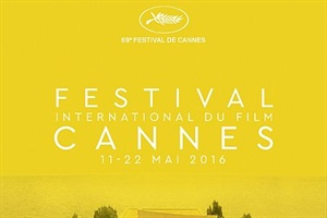 PR/Pressemitteilung: Official poster for the 69th Festival de Cannes