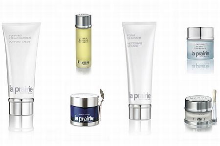LA PRAIRIE PRESSEMITTEILUNG: TOP TO TOE VACATION