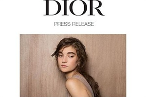 PR/Pressemitteilung: Dior Haute Couture Make-up Look