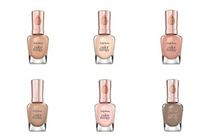 SALLY HANSEN PRESSEMITTEILUNG: Put it neutral!