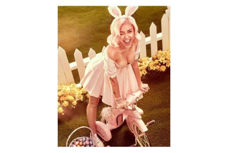 Pin-Up Ostern
