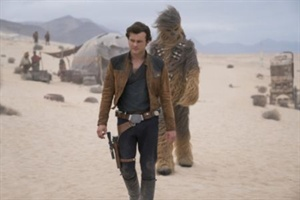 PR/Presemitteilung: SOLO: A STAR WARS STORY