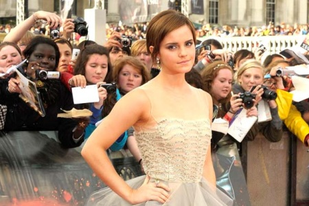 Emma Watson setzt Studium in Oxford fort