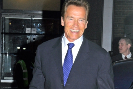 Arnold Schwarzenegger mit Stallone in 'The Tomb'?