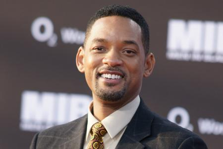 Will Smith hat gutes Sperma
