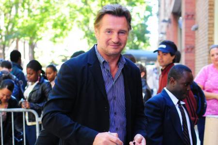 Freundin liam neeson Liam Neeson: