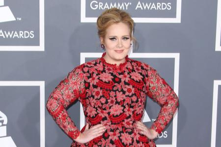 Adele: Streit mit Chris Brown?