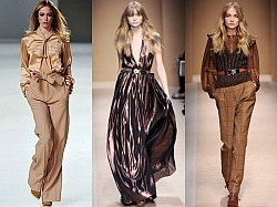 Herbstmode: Sophisticated Seventies