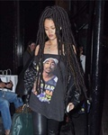 Rihanna in Dreads - Hot?